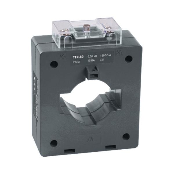 Трансформатор тока ТТИ-60 600/5А 15ВА класс 0,5 IEK
