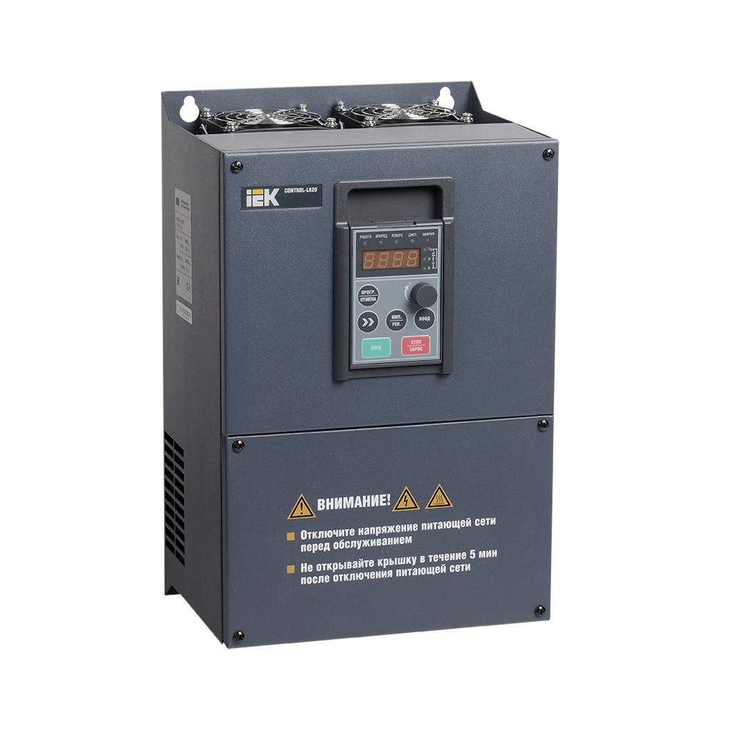 Преобразователь частоты CONTROL-L620 380В 3Ф 15-18кВт IEK