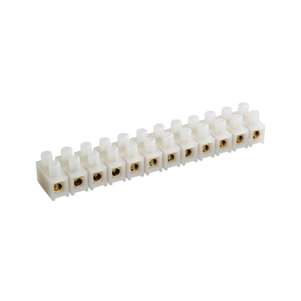 Зажим контактный винтовой ЗВИ-100 н/г 10-25мм2 12пар IEK
