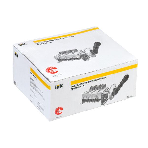 Выключатель-разъединитель ВР32И-35В31250 250А IEK