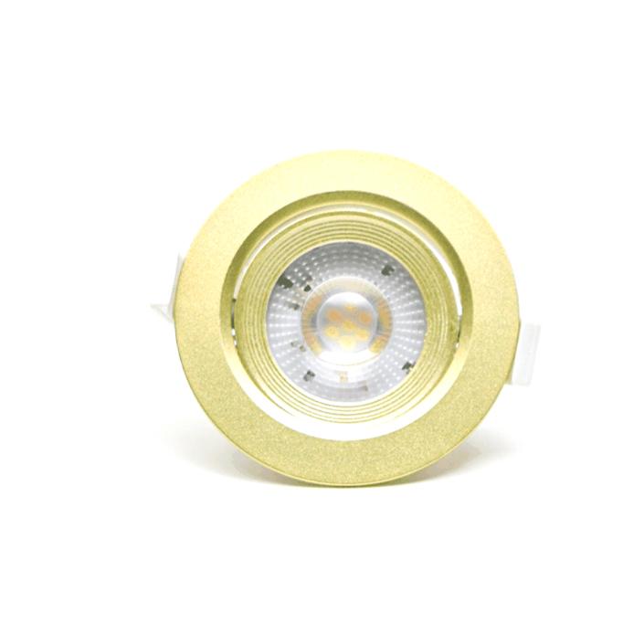 Cветильник светодиодный встраиваемый PSP-R PSP-R90447W 3000K 38°GOLDIP40