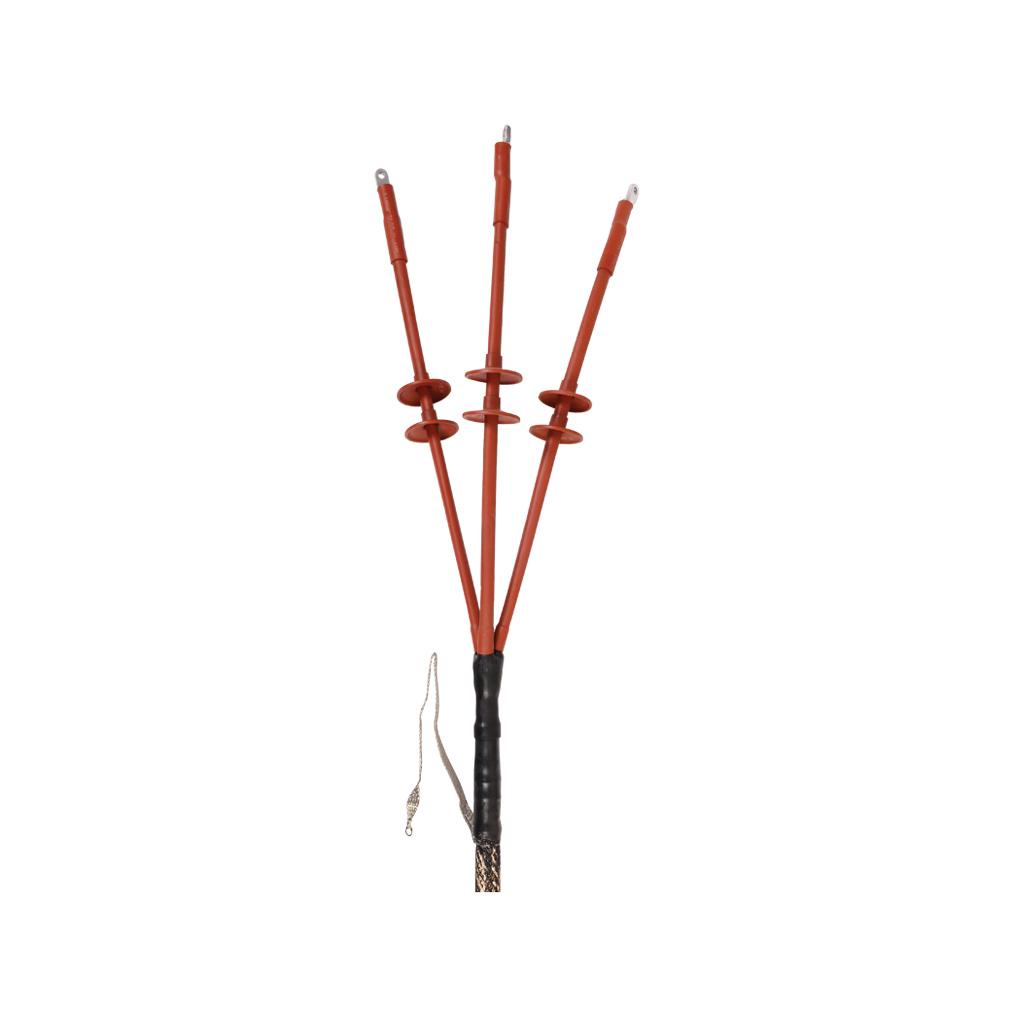 Муфта кабельная КНтп-10 3х35/50 с/н ППД бумажная изоляция IEK 1