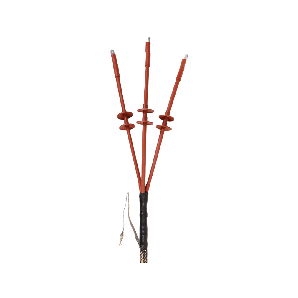 Муфта кабельная КНтп-10 3х150/240 б/н ППД бумажная изоляция IEK 1