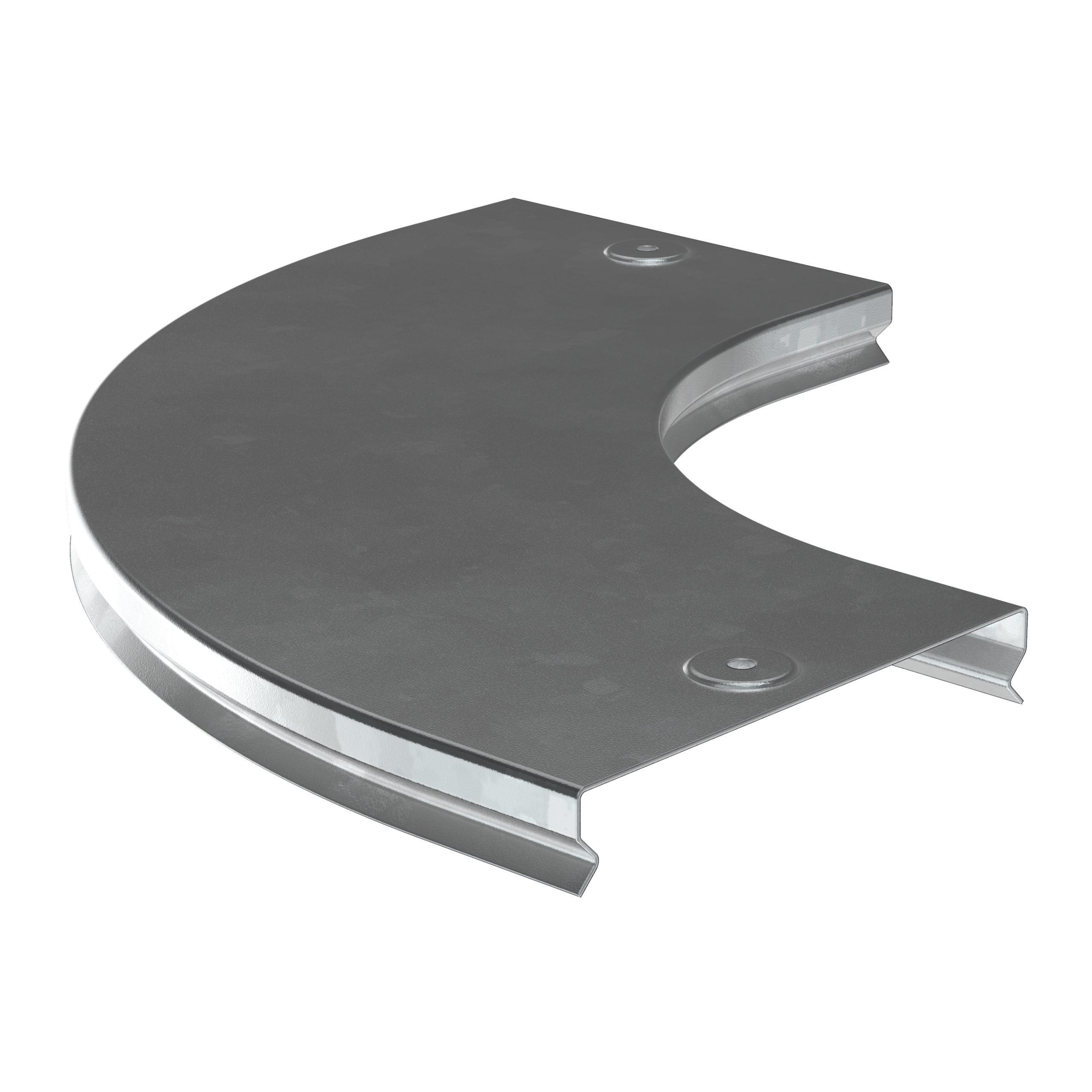 Крышка поворота плавного 90град (тип Г01) ESCA 150мм HDZ IEK 1