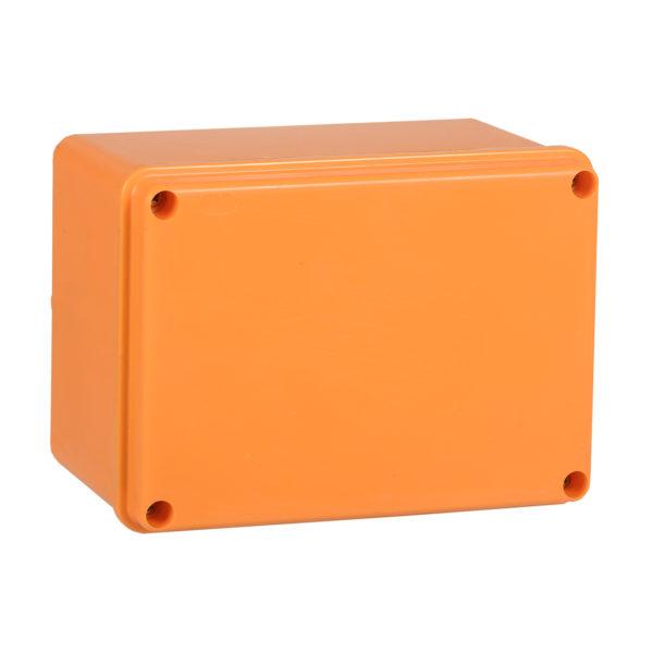 Коробка распаячная огнестойкая ПС 150х110х85мм 4P 6мм2 IP44 гладкие стенки IEK