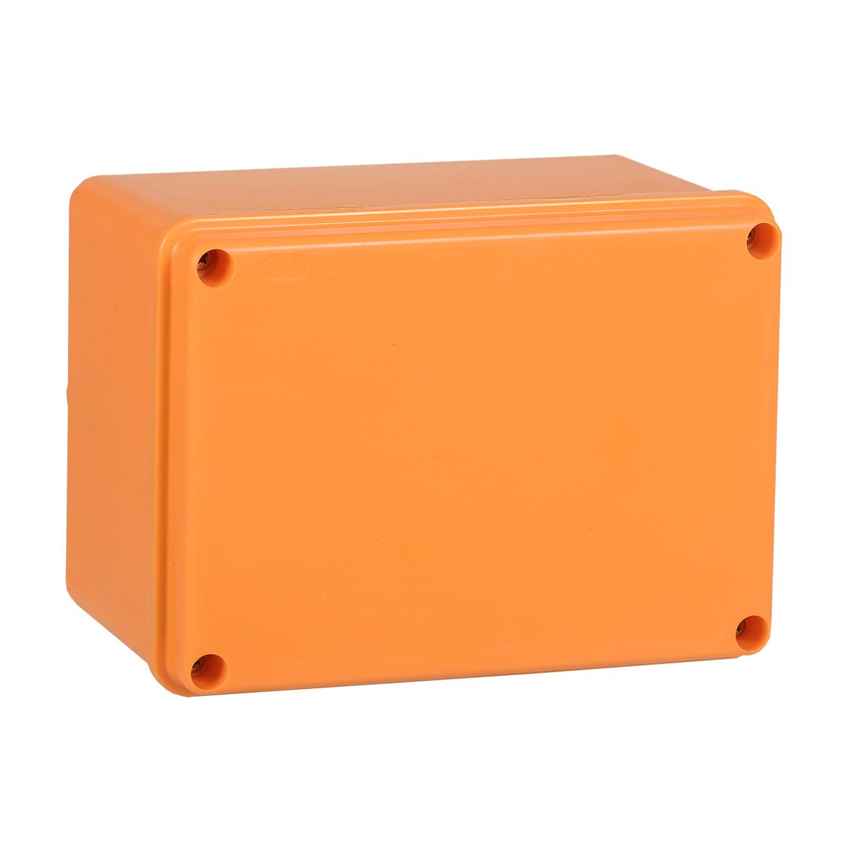 Коробка распаячная огнестойкая ПС 150х110х85мм 4P 6мм2 IP44 гладкие стенки IEK 1