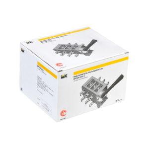 Выключатель-разъединитель ВР32И-31А70220 100А IEK