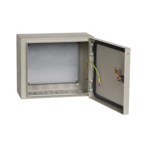 Корпус металлический настенный ЩМП-2.3.1-0 У2 IP54 IEK