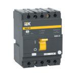 Выключатель автоматический ВА88-33 3Р 160А 35кА IEK 1