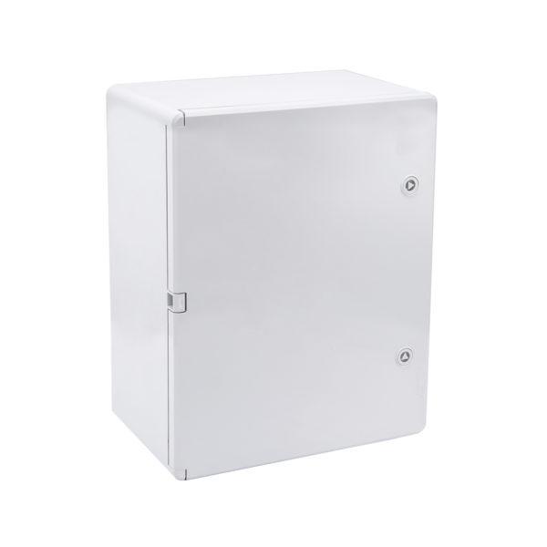 Корпус пластиковый ЩМПп 500х400х240мм УХЛ1 IP65 IEK