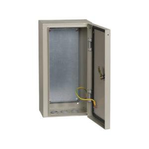 Корпус металлический настенный ЩМП-4.2.1-0 У2 IP54 IEK