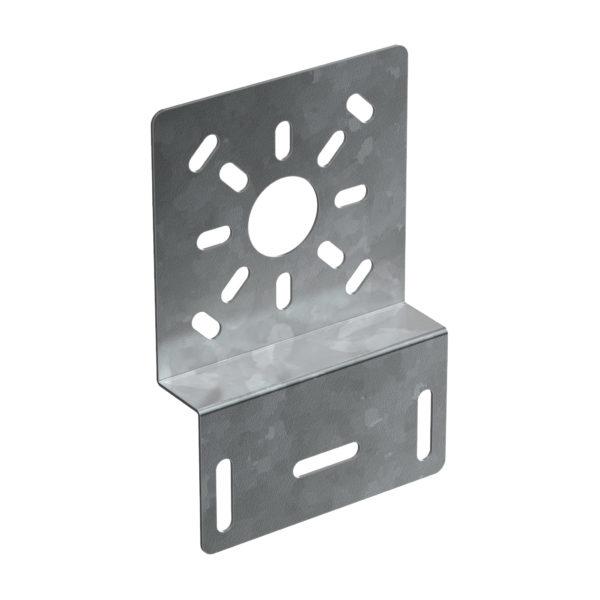 Пластина монтажная вертикальная 110х180мм HDZ IEK