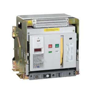 Выключатель автоматический ВА07-М комб. расц. выдвиж. 3Р 2500А 80кА IEK