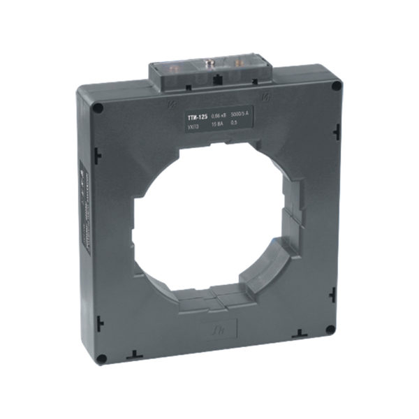 Трансформатор тока ТТИ-125 2500/5А 15ВА класс 0,5S IEK