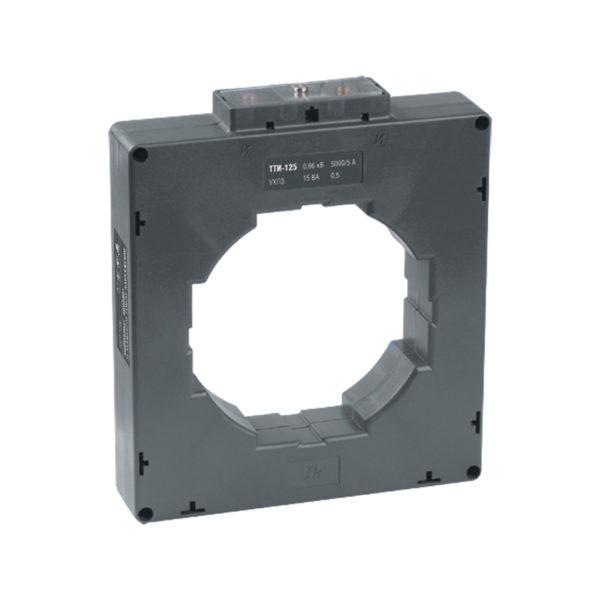 Трансформатор тока ТТИ-125 5000/5А 15ВА класс 0,5S IEK