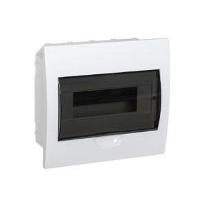 KREPTA 3 Корпус пластиковый ЩРВ-Пк-10 IP41 белый IEK