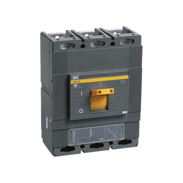 Выключатель автоматический ВА88-40 3Р 800А 35кА с электронным расцепителем MP 211 IEK