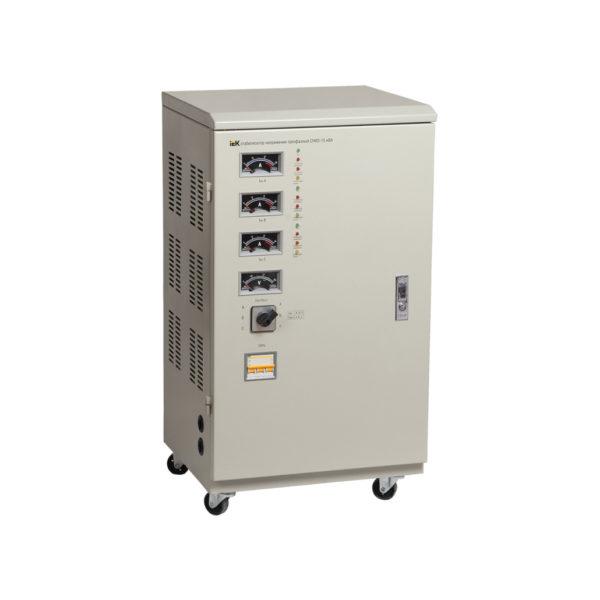 Стабилизатор напряжения трехфазный СНИ3-30 кВА IEK (восстановленный)