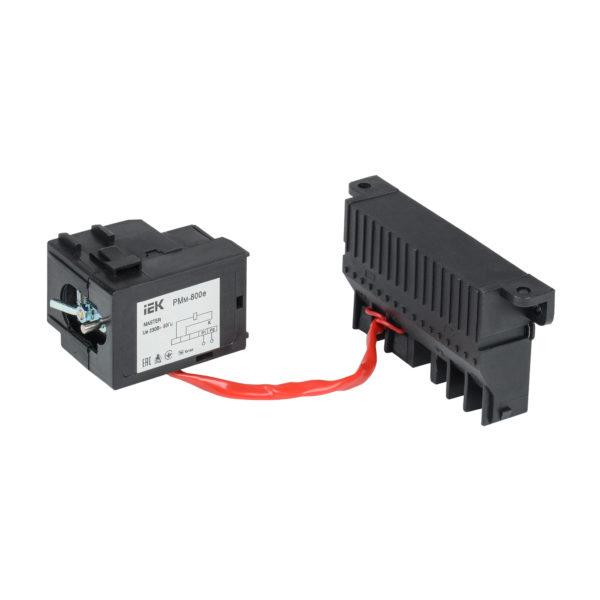 Расцепитель минимального напряжения РМм-800е (РМм-40) для ВА88-40 MASTER с электронным расцепителем IEK