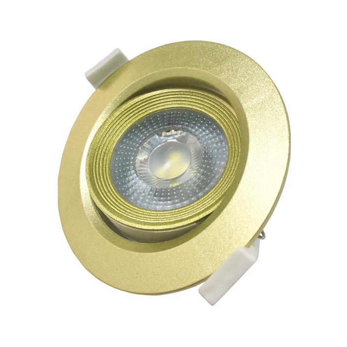 Cветильник светодиодный встраиваемый PSP-R PSP-R90447W 4000K 38°GOLDIP40