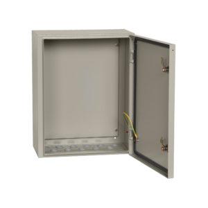 Корпус металлический настенный ЩМП-2-0 У2 IP54 IEK