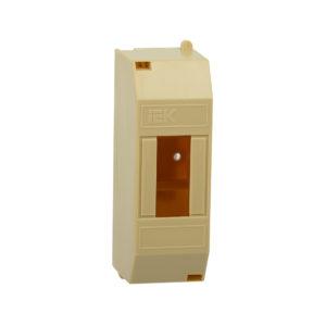 KREPTA 3 Корпус пластиковый КМПн 1/2 IP20 сосна IEK