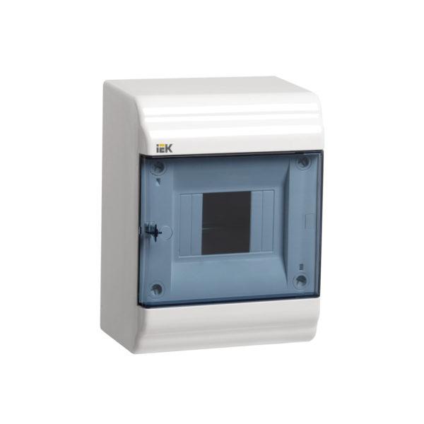 Бокс ЩРН-П-4 модуля навесной пластик IP41 PRIME IEK