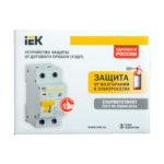 Устройство защиты от дугового пробоя УЗДП63-1 32А IEK 3
