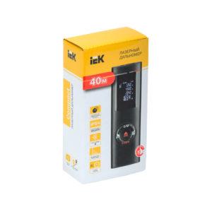 Дальномер лазерный DM30 COMPACT IEK