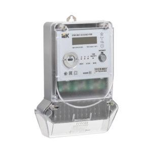 Счетчик электрической энергии трехфазный многотарифный STAR 304/1 С4-5(10)Э 4ТИО IEK