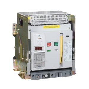 Выключатель автоматический ВА07-М комб. расц. выдвиж. 3Р 1250А 80кА IEK