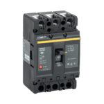 Выключатель автоматический ВА88-32 3Р 80А 25кА MASTER IEK 1