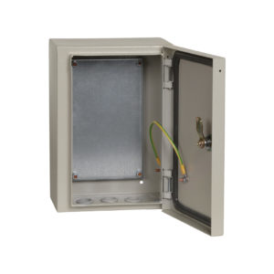 Корпус металлический настенный ЩМП-3.2.1-0 У2 IP54 IEK