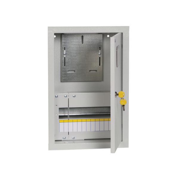 Корпус металлический учетно-распределительный ЩУРв-1/12зо-1 38 УХЛ3 IP31 IEK