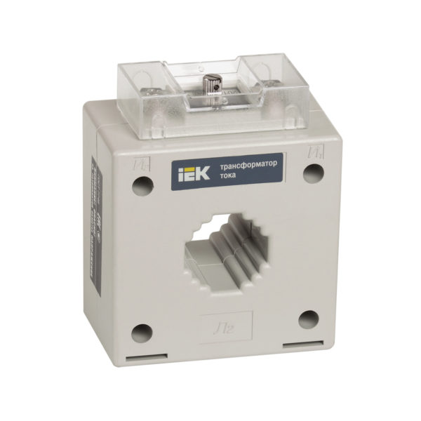 Трансформатор тока ТШП-0,66 600/5А 5ВА класс 0,5S габарит 40 IEK