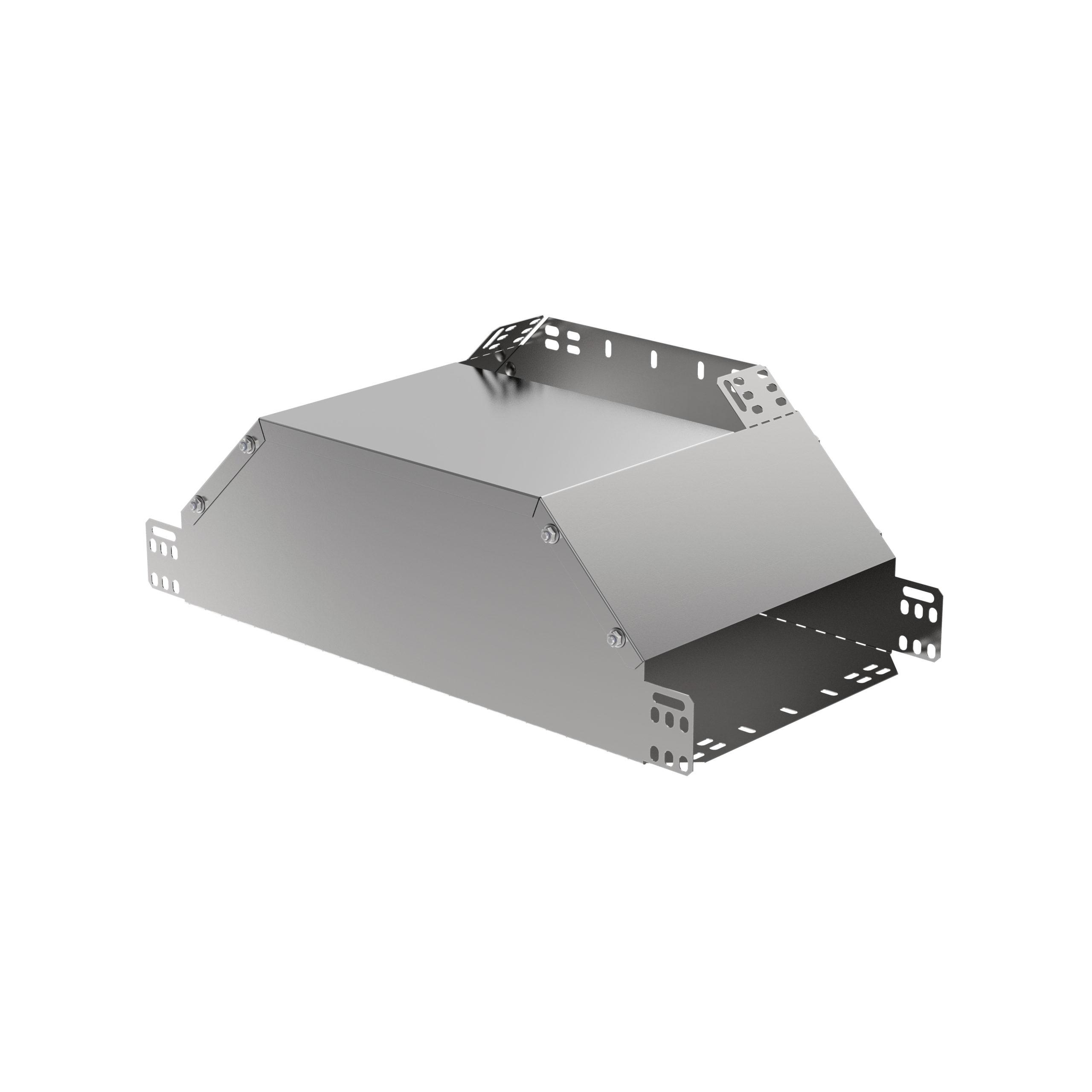 Ответвитель Т-образный вертикальный вверх боковой 50х150 HDZ IEK 1