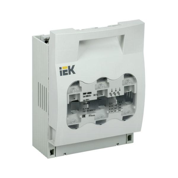 Предохранитель-выключатель-разъединитель 400А IEK