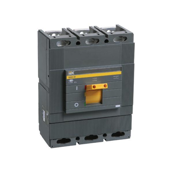 Выключатель автоматический ВА88-40 3Р 630А 35кА IEK