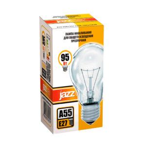 Лампа накаливания A55 A55240V95WE27clear
